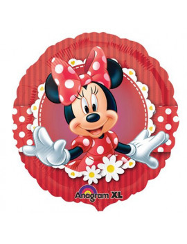 Palloncino in Mylar Minnie - 45 cm