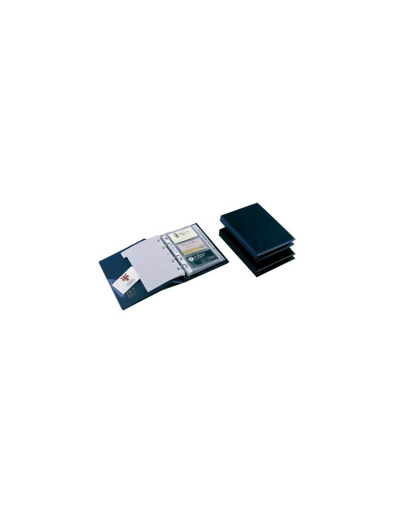 Portabiglietti da Visita Minivisita Sei Rota - 120 Biglietti - 57081707 (Blu)