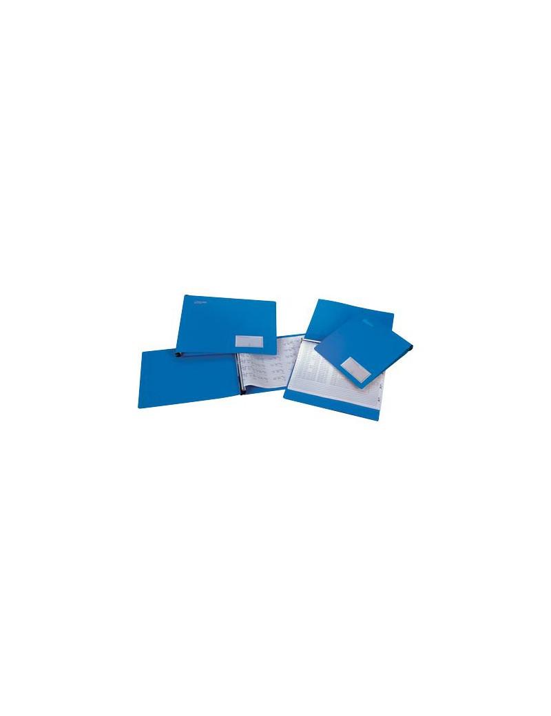 """Portatabulati Mec Data 896 King Mec - 12""""x37 cm - 000896B6 (Azzurro Conf. 10)"""
