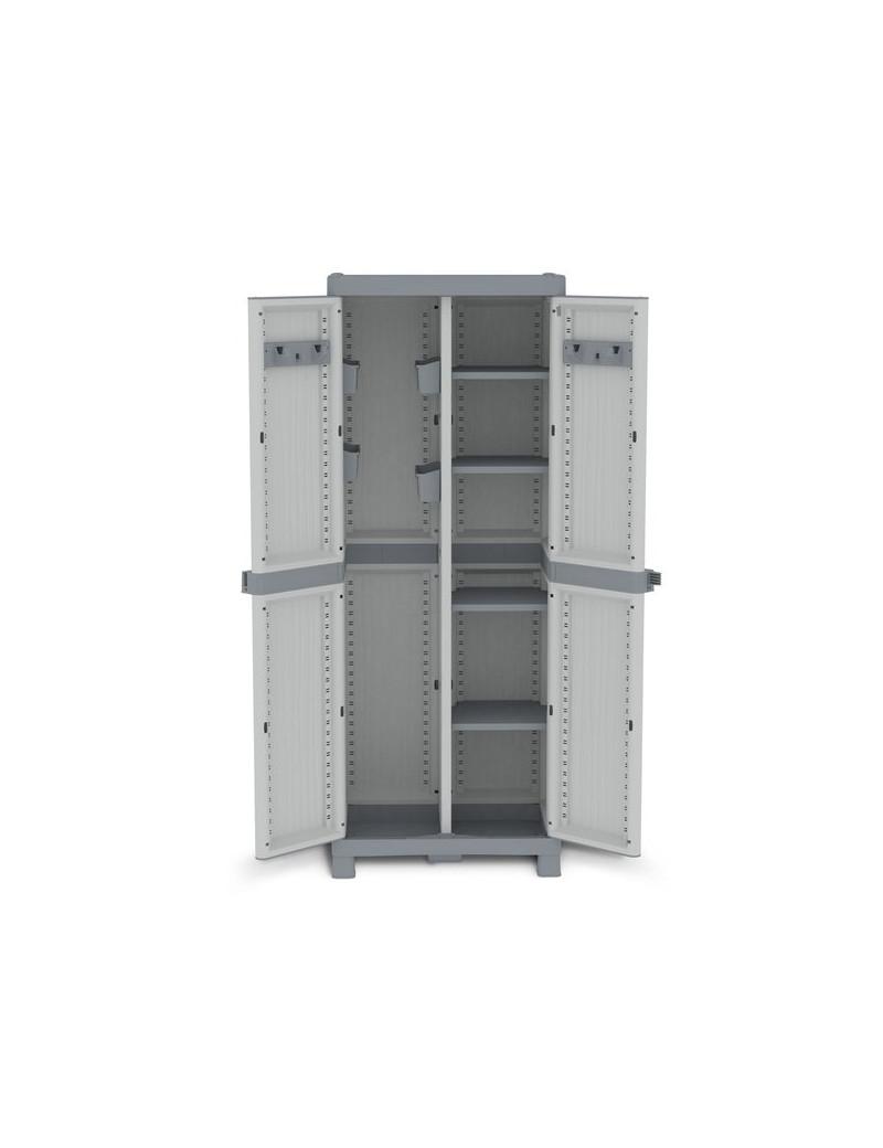 Armadio Porta Scope Terry Store Age LxPxH 70x43.8x181.8 cm 1002565 ...