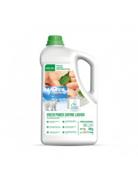 Sapone Liquido Mani Greeen Power Sanitec - 5 Kg - 4006