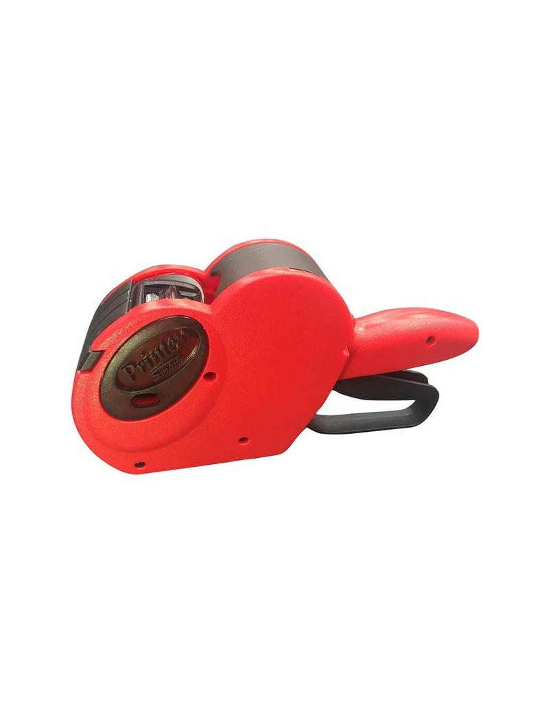 Kit Prezzatrice Nuova Smart 8 Printex - 21x12 mm - SM2112-08N/RT (Rosso)