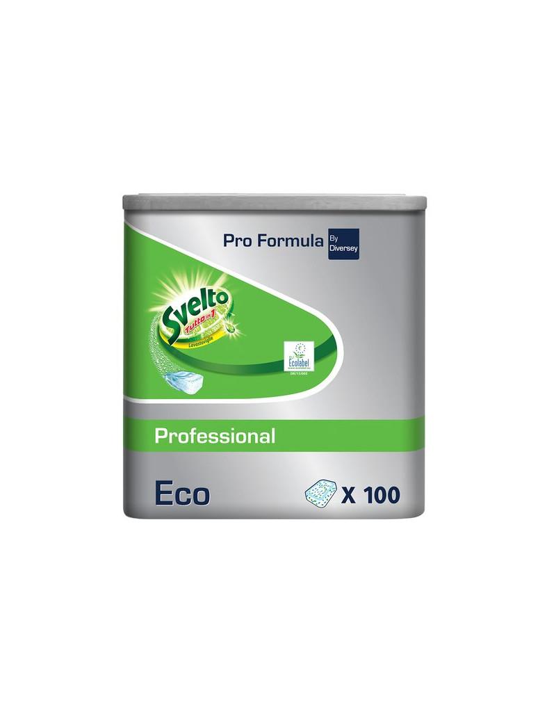 Detergente Tab Svelto Tutto in 1 per Lavastoviglie - 100904028 (Conf. 100)