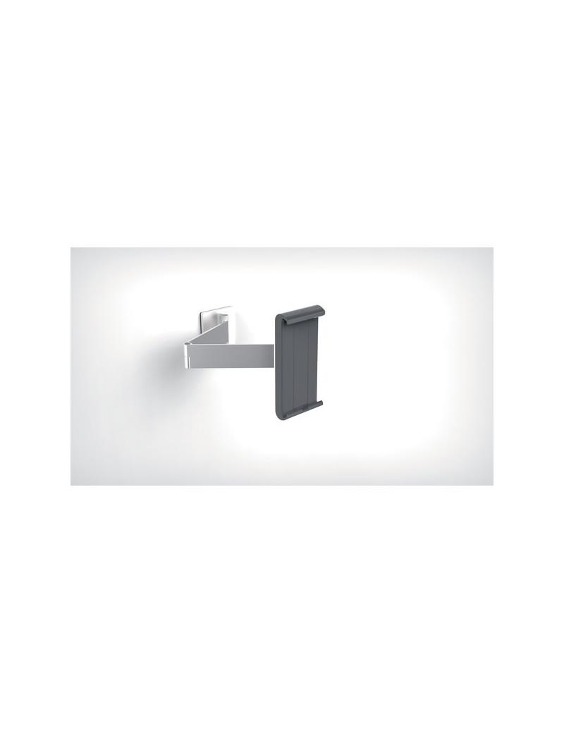 Porta Tablet Holder Floor Durable - da Muro con Braccio estendibile - 8934-23