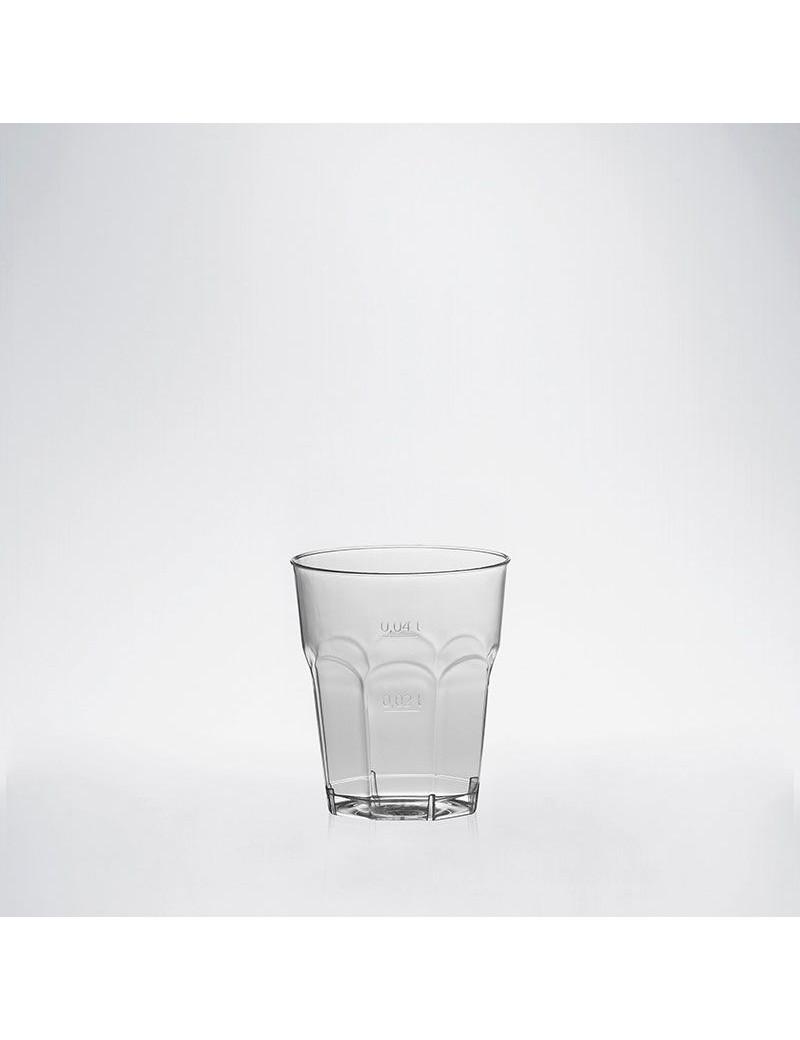 Bicchiere Liquore in Polistirolo - 50 cc (Trasparente Conf. 1000)