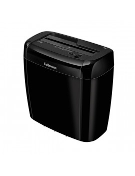Distruggidocumenti a Frammenti 36C Fellowes - 4x40 mm - 4700301 (Nero)