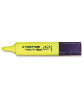 Evidenziatore Textsurfer Classic Staedtler - 1-5 mm - 364-1 (Giallo Conf. 10)