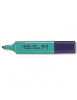 Evidenziatore Textsurfer Classic Staedtler - 1-5 mm - 364-35 (Turchese Conf. 10)