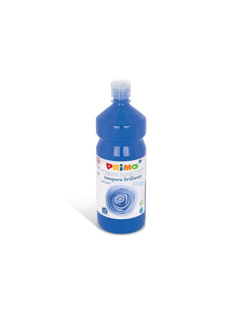 Tempera Brillante Primi Passi Primo - 1000 ml - 204BR1000500 (Blu Oltremare)