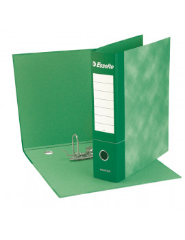 Registratore Essentials G72 Esselte - Commerciale - Dorso 5 - 23x30 cm - 390772180 (Verde Conf. 8)