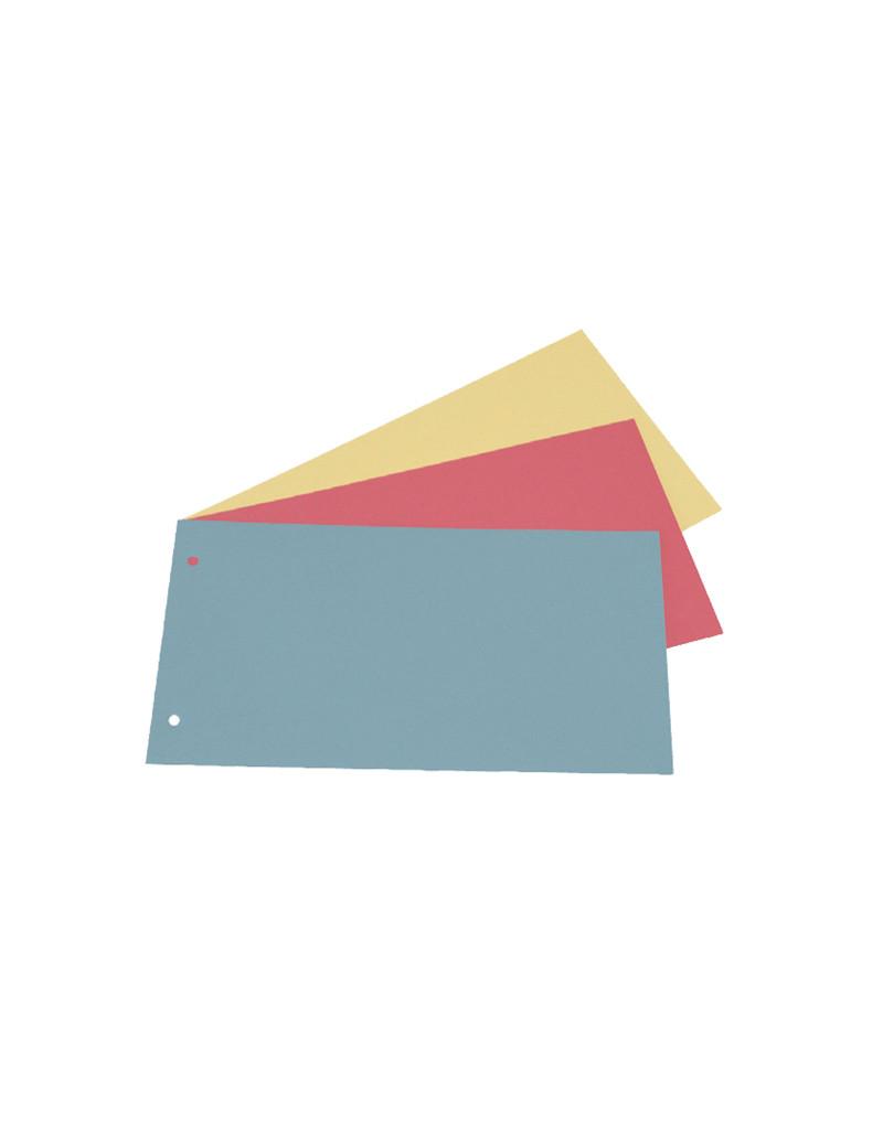 Separatori Manilla Cartiere del Garda - 12,5x23 cm - 200 g - CG0800MLXXXAL04 (Giallo Conf. 200)