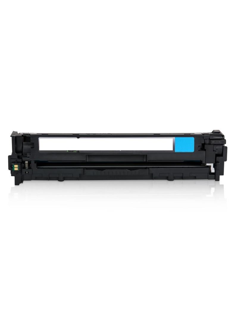 Toner Compatibile HP CF541X 203X (Ciano 2500 pagine)