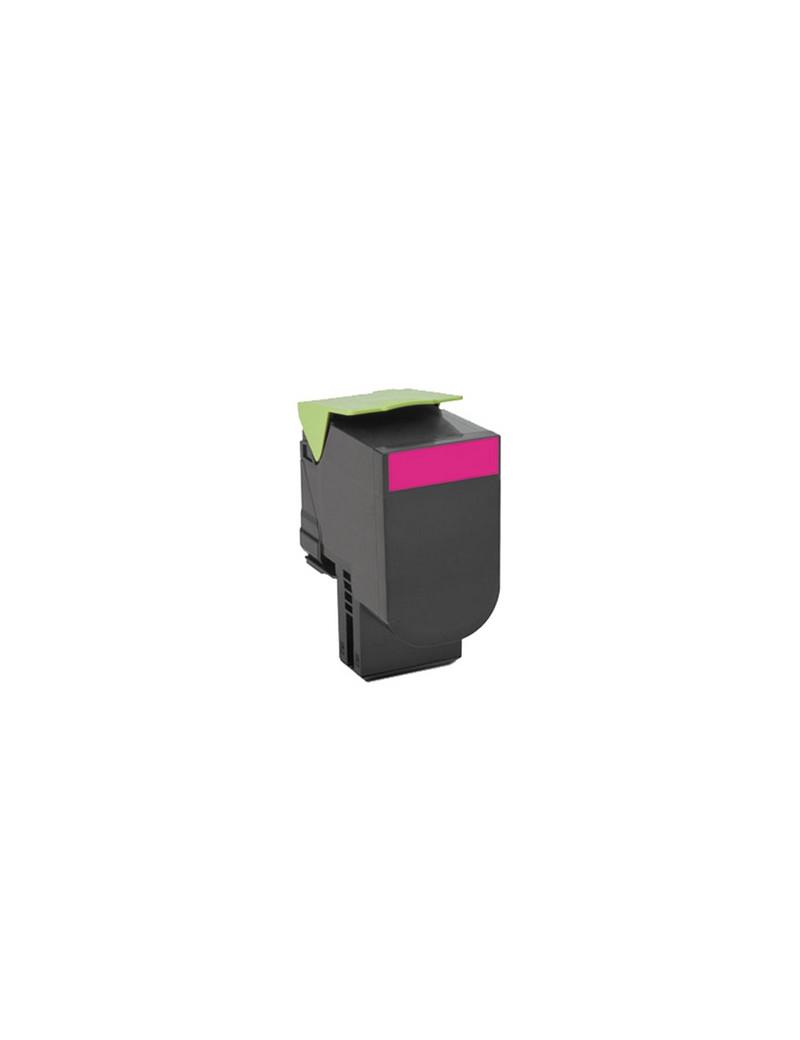 Toner Compatibile Lexmark 71B20M0 (Magenta 2300 pagine)