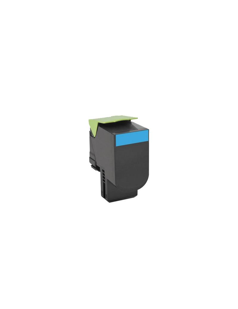 Toner Compatibile Lexmark 71B20C0 (Ciano 2300 pagine)
