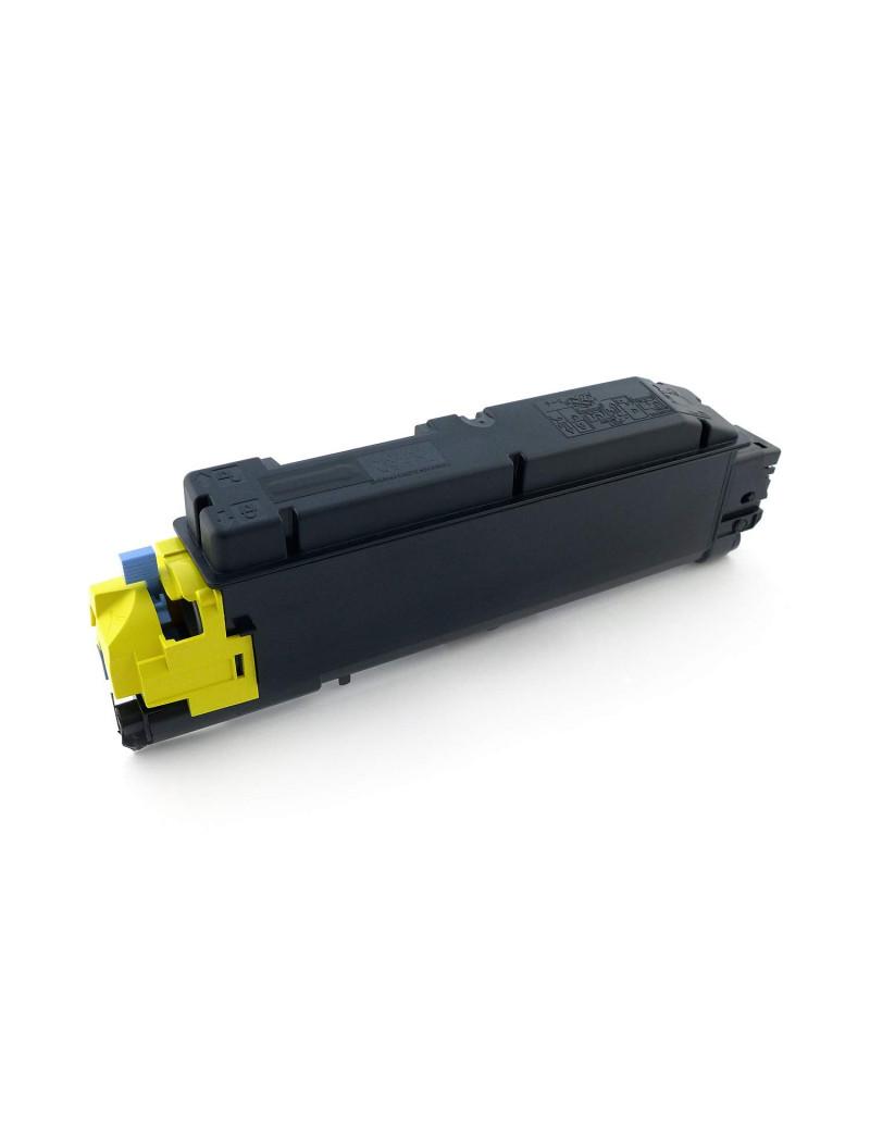 Toner Compatibile Kyocera TK-5140Y 1T02NRANL0 (Giallo 5000 pagine)
