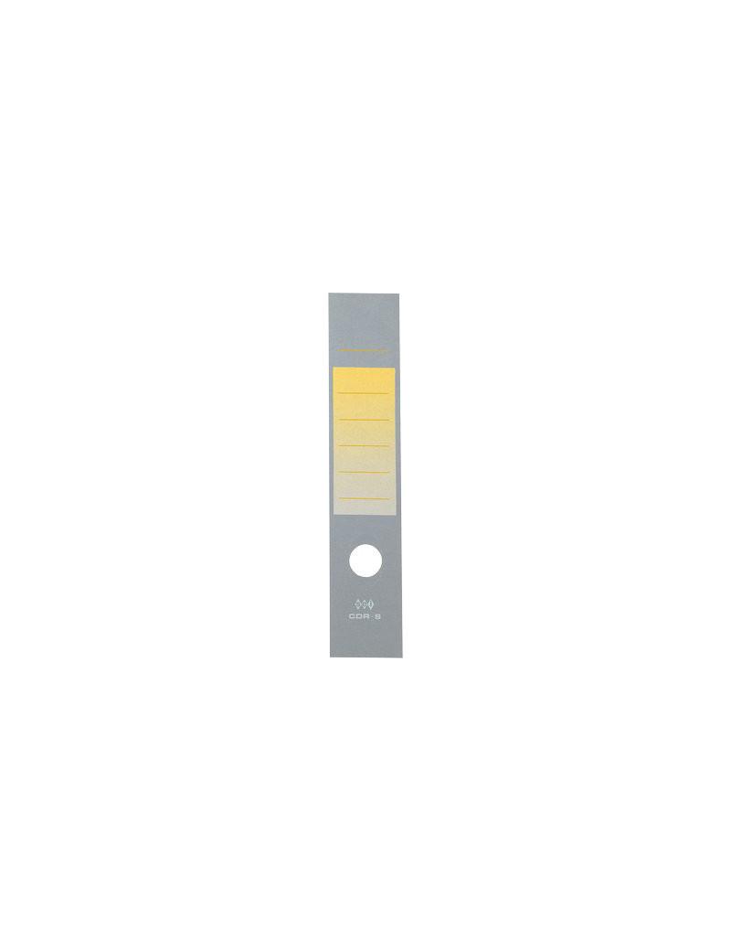 Copridorso CDR S Sei Rota - 7x34,5 cm - 58012606 (Giallo Conf. 10)