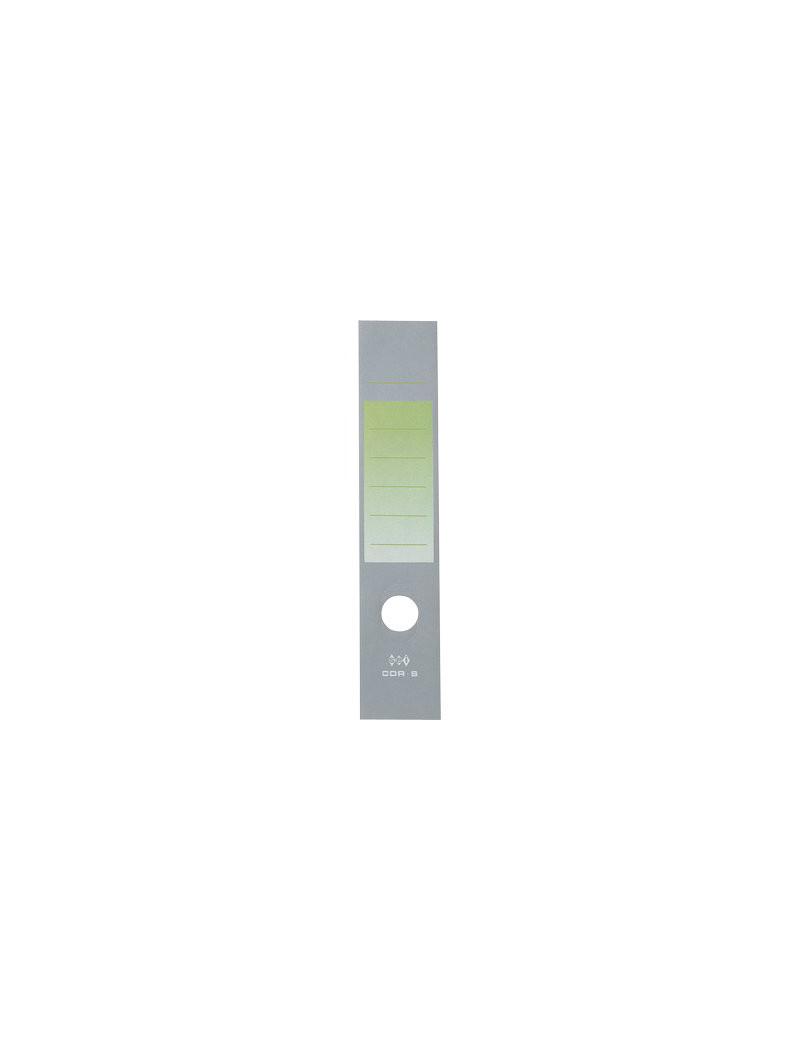 Copridorso CDR S Sei Rota - 7x34,5 cm - 58012605 (Verde Conf. 10)
