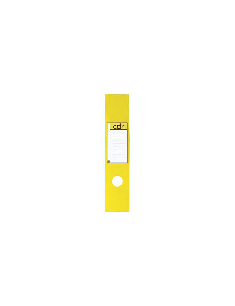 Copridorso CDR Sei Rota - 7x34,5 cm - 58012536 (Giallo Conf. 10)