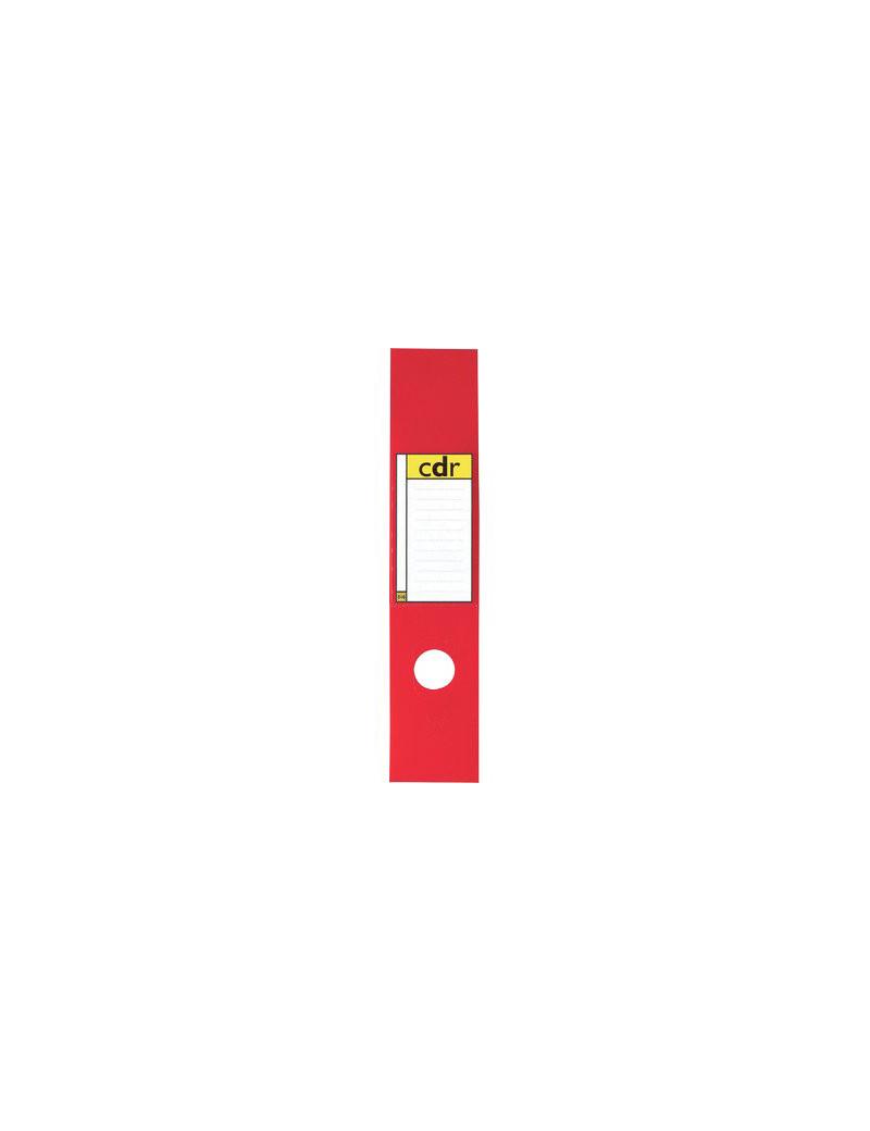 Copridorso CDR Sei Rota - 7x34,5 cm - 58012532 (Rosso Conf. 10)