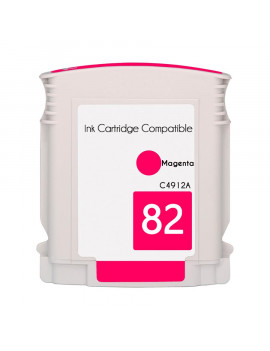 Cartuccia Compatibile HP C4912A 82 (Magenta 69 ml)