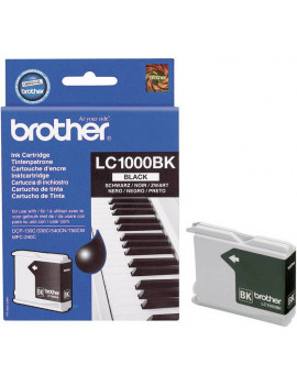 Cartuccia Originale Brother LC-1000BK (Nero 500 pagine)