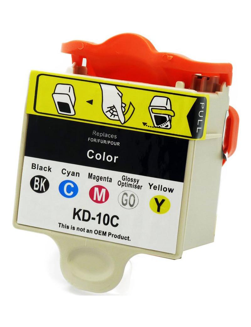 Cartuccia Compatibile Kodak 10c (Colore 425 pagine)
