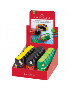 Temperamatite Animals Faber Castell - 183522 (Assortiti)