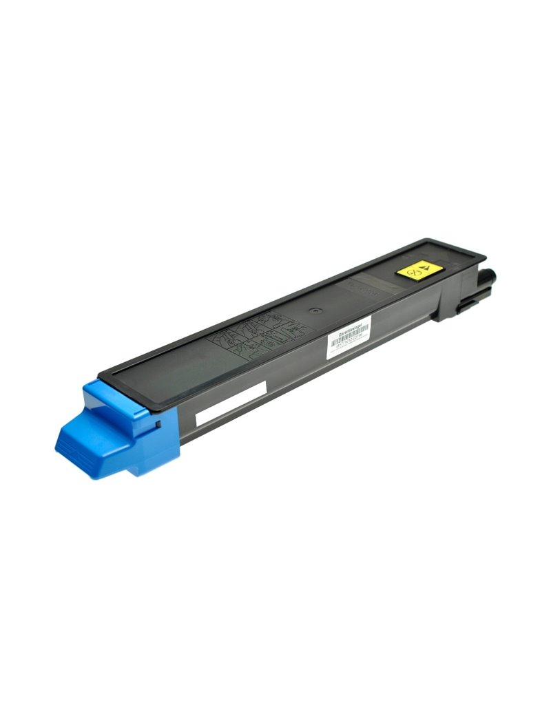 Toner Compatibile Utax 662510011 (Ciano 6000 pagine)