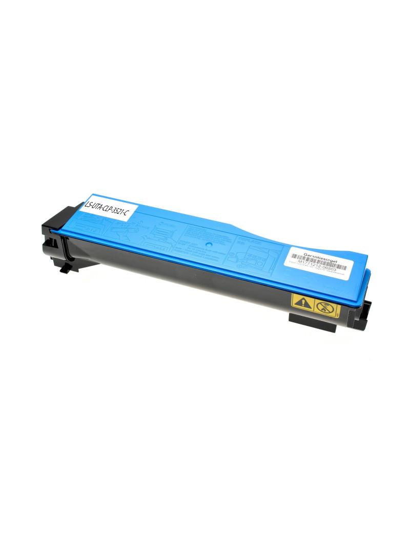 Toner Compatibile Utax 4452110011 (Ciano 4000 pagine)