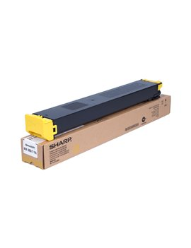 Toner Originale Sharp MX-36GT-YA (Giallo 15000 pagine)