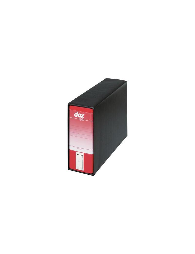 Registratore Dox 3 Rexel - Memorandum - Dorso 8 - 23x18 cm - 263B1 (Rosso)