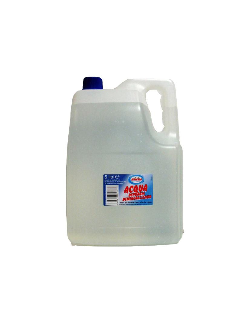 Acqua Demineralizzata Amacasa - 5 Litri - 2H.5004