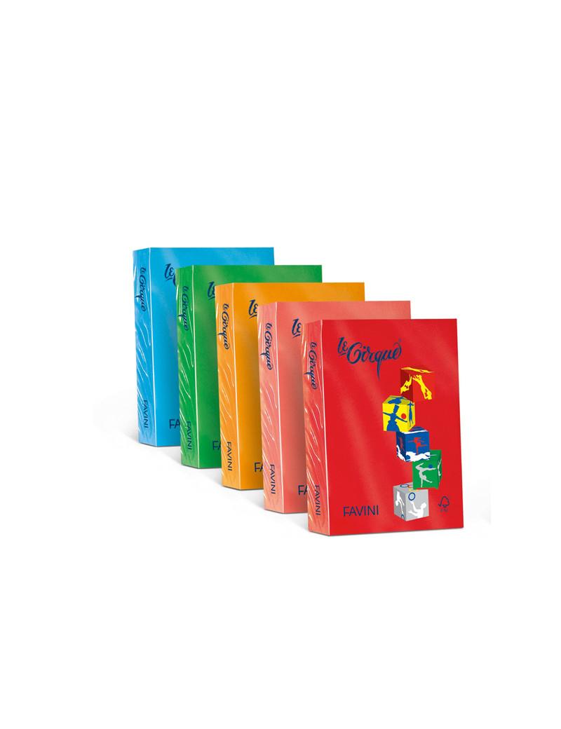 Carta Colorata Le Cirque Favini - A4 - 160 g - A74F304 (Ciclamino Forte Conf. 250)