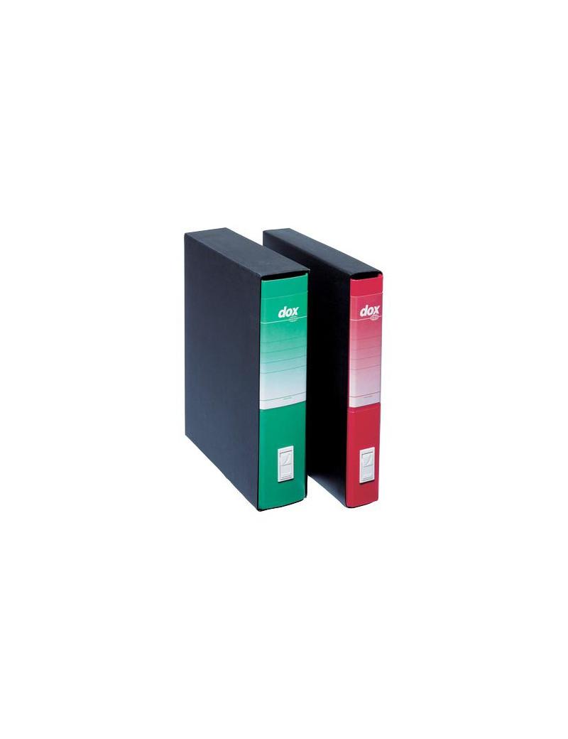 Registratore Dox 5 Rexel - Protocollo - Dorso 5 - 23x34 cm - D26514 (Verde)