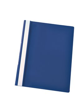 Cartellina in PPL con Pressino Fermafogli Report File Esselte - 21x29,7 cm - 28315 (Blu Conf. 25)