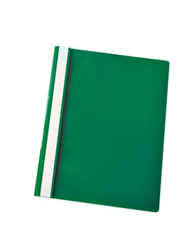 Cartellina in PPL con Pressino Fermafogli Report File Esselte - A4 - 28317 (Verde Conf. 25)