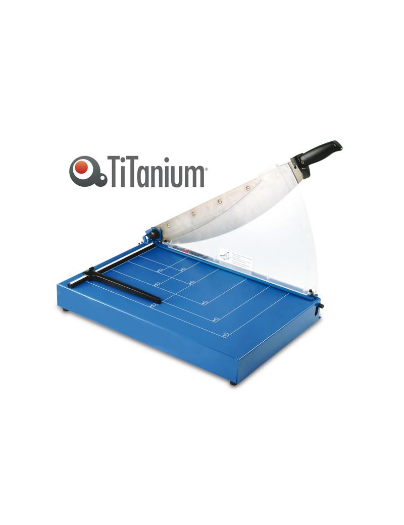Taglierina a Leva 3042 Titanium - A3 - 460 mm - 13042 (Blu)