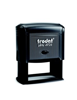 Timbro Autoinchiostrante Original Printy 4926 Trodat - 75x38 mm - 8 Righe - 45218 (Nero)
