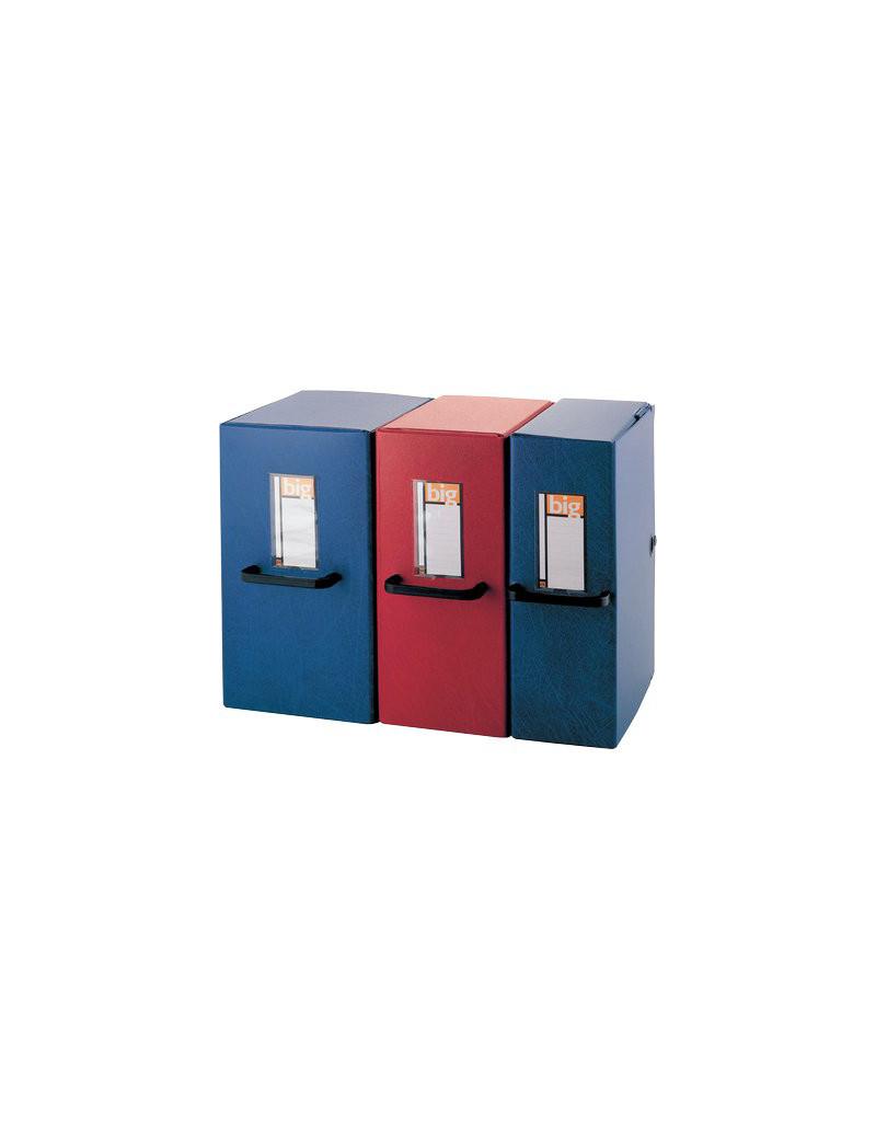 Cartella Portaprogetti Big Sei Rota - Dorso 20 - 68002012 (Rosso)