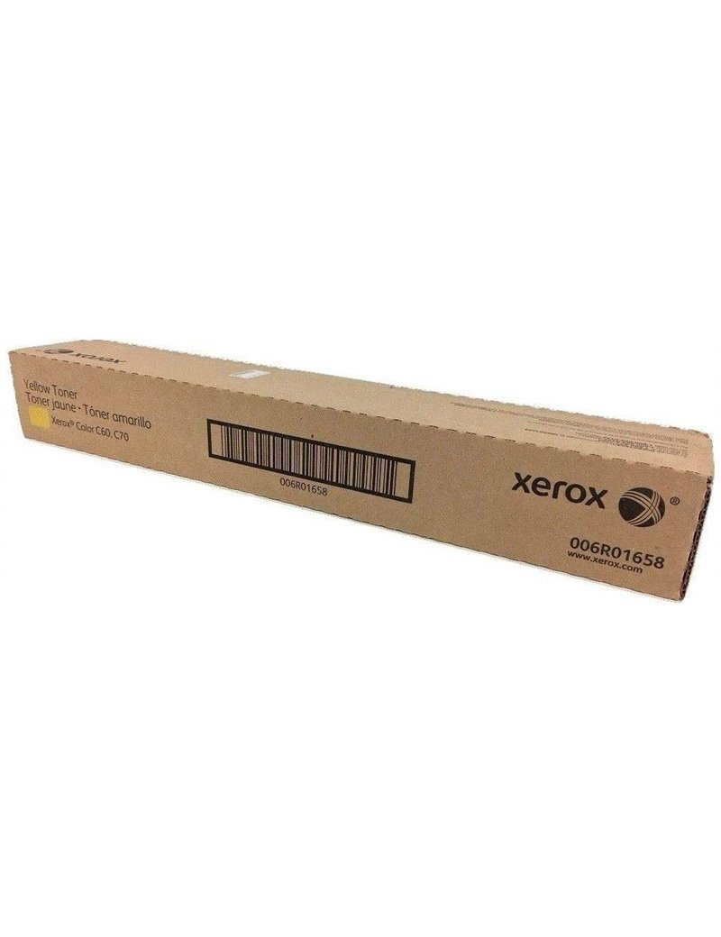Toner Originale Xerox 006R01658 (Giallo 34000 pagine)
