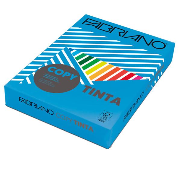 Carta-Colorata-Copy-Tinta-Fabriano-A3-80-g-60329742-Azzurro-Forte-Conf-2
