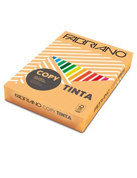 Carta Colorata Copy Tinta Fabriano - A3 - 80 g - 61329742 (Albicocca Tenue Conf. 250)
