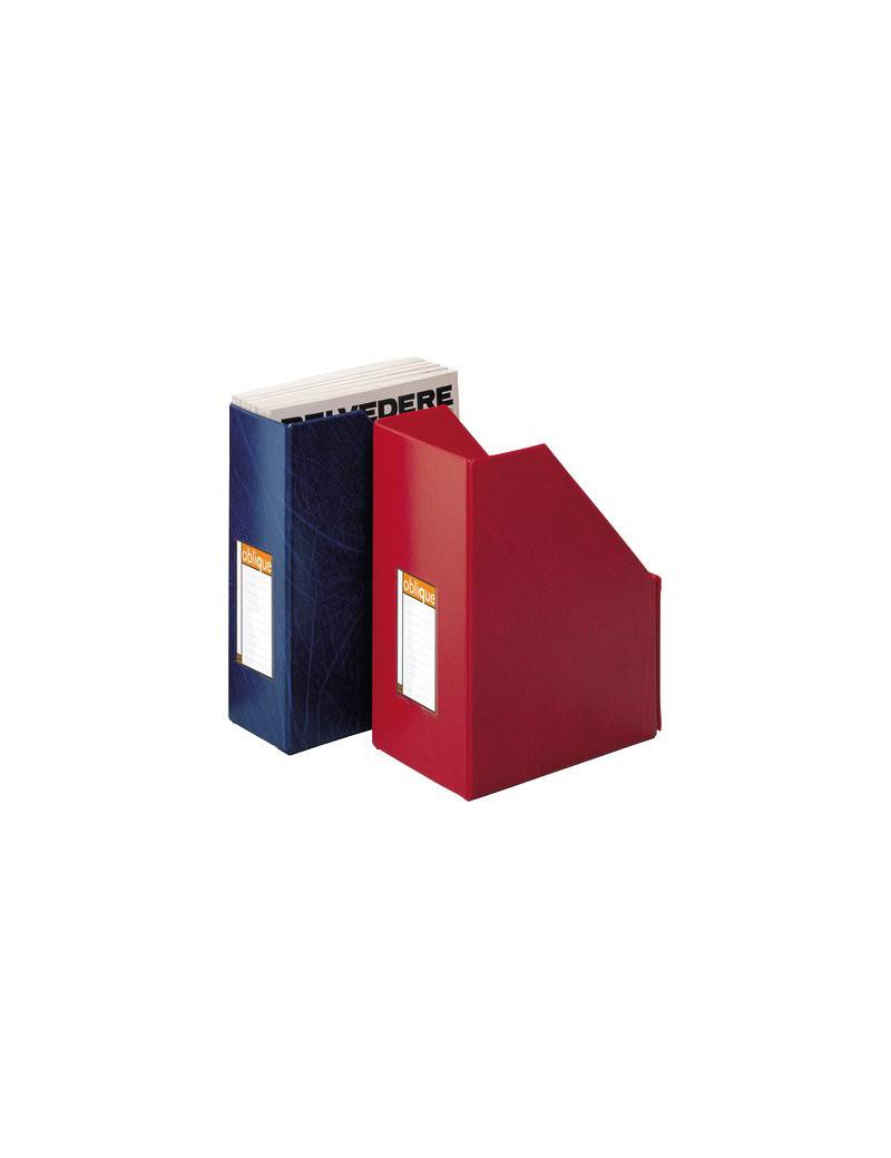 Cartella Portariviste Oblique Sei Rota - Dorso 15 - 67591512 (Rosso)