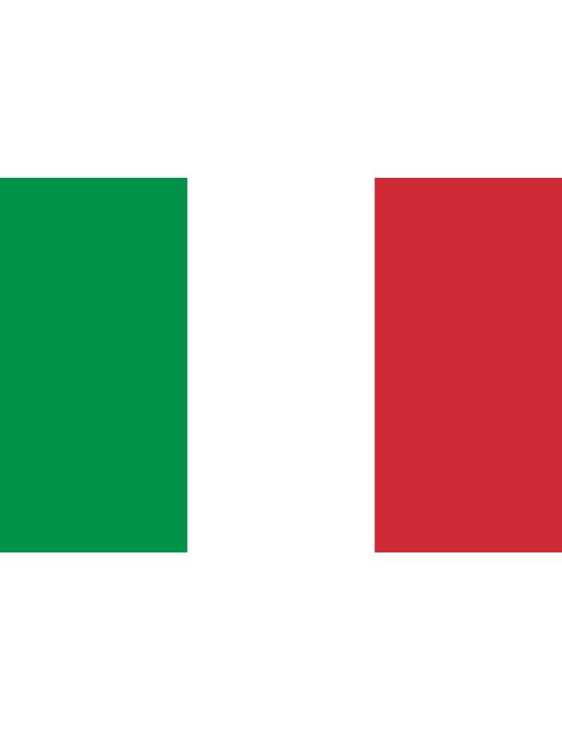 Bandiera Italia - 150x100 cm - BAI150 (Poliestere Nautico)
