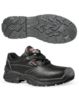 Scarpe Antinfortunistiche Rock&Roll Arizona UK U-Power - Numero 42 - RR20443-42 (Nero)