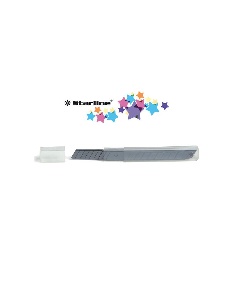 Lame di Ricambio Universali per Cutter Starline - 18 mm - STLSX-18T (Conf. 10)