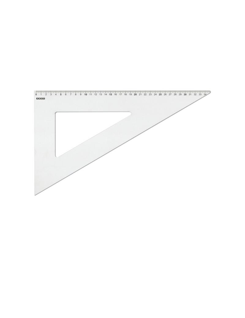 Squadra Profil Arda - 60° - 35 cm - 18140 (Alluminio)