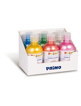 Tempera Perlata Primo Morocolor - 300 ml - 234TP6ASS (Assortiti Conf. 6)
