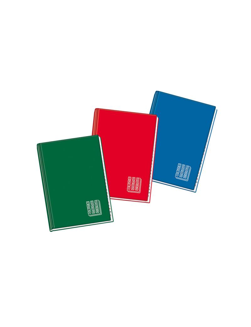 Rubrica Telefonica Cartonata Blasetti - A5 - Righe 1R - 48 Fogli - 1370 (Assortiti)