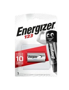 Pila Specialistica 123 Photo Lithium Energizer - 3V - E301029700